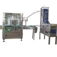 China automatic mayonnaise glass jar Capping Machine metel twist off cap capping machine on sale