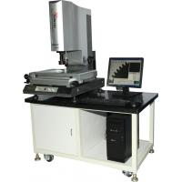 Buy cheap Manual Operation Vision Measurement Machine 2D / 3D Measuring High Precision product