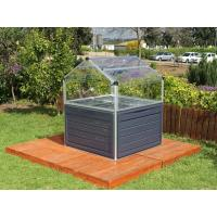 Buy cheap 2012 Newest Design PC cover Greenhouse for your garden from wholesalers