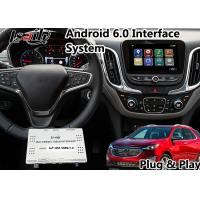 Buy cheap Android 6.0 Auto Interface for Chevrolet Equinox / Malibu / Traverse Mylink System 2015-2018 , GPS Navigation from wholesalers