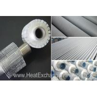 Quality Serrated Extruded Heat Exchanger aluminum Fin Tube , A179 seamless Carbon Steel tubes for sale