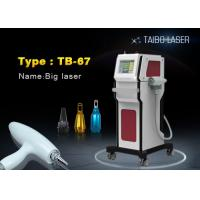 Buy 2000MJ Nd Yag Laser Permanant Makeup Removal Machine ,Tattoo Removal Equipment at wholesale prices