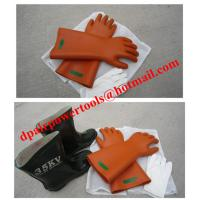 Quality Insulating gloves,Natural Rubber Industrial Insulating Gloves for sale