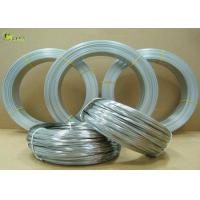 Quality 3mm Heavy Duty Zinc Coating Oval High Carbon Iron Gi Galvanized Steel Wire for sale