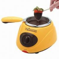 Electric Melting Pot, Suitable for Different Kinds of Chocolate and Couverture