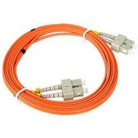 Buy cheap OFC Conference SC UPC Fiber Optic Patch Cord Single Mode And Multimode product