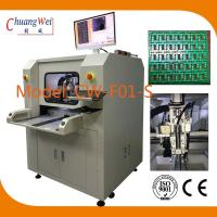 China Excellence Cutting Speed and Precision Double Table Printed Circuit Board Router on sale