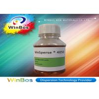 Quality Non - APE Water Based Pigment Dispersions Dispersing Pigment In Aqueous Colorant for sale