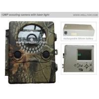 Quality Infrared Scouting Guard Camera 8mp and 12mp with Record for sale