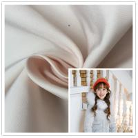 Quality Soft PVC Coated Polyester Fabric 2/2 Twill With Excellent Shape Preservation for sale