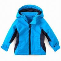 Quality 3-in-1 Baby Jackets, 2013 Latest Water-resistant, with Fleece and Nylon, Ideal for Ski for sale