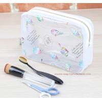 Quality Waterproof PVC Toilet Kit Clear PVC Wash Bag Toiletry Wash Bag Organizer Pouch for sale
