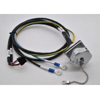 Quality Customized Length Motor Wiring Harness Aviation Plug For Electrical Circuit for sale