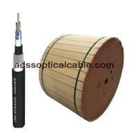 Quality Underwater Armoured Outdoor Single Mode Fiber Optic Cable GYTA33 High Modulus for sale