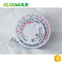 Quality Good price for measure waist body fat with math tape measure for sale