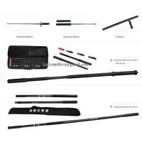 Buy cheap Police rubber riot T-baton,connecting baton for police with tear gas , from wholesalers