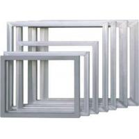 Buy cheap Customized Screen Printing Consumables Aluminium Screen Printing Frames product