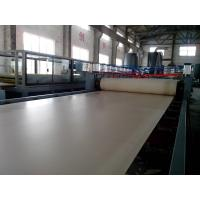 Quality Foam Board Wood Plastic Extrusion Line For Floor , Decoration , Decking for sale