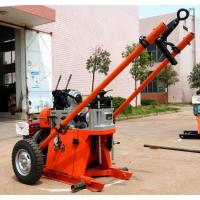 China 150m Depth Geotechnical Portable Drilling Rig Machine / Rotary Drilling Rig on sale
