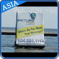 China Inflatable Billboard /  PVC Advertising Inflatables Air Sealed Sign on sale