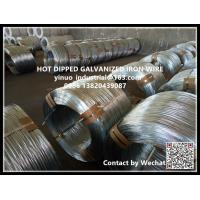 China China Supplier Higy Quality Electro Galvanized Iron Wire Q195 Material BWG18 on sale