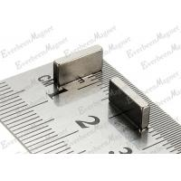 Quality Customized High Power Block NdFeB Permanent Magnets 10 * 5 * 2 mm For Instruments for sale