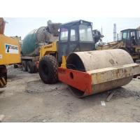 Quality Enclosed Cabin Used Road Roller Dynapac CA251D Road Construction Equipment New Tires for sale