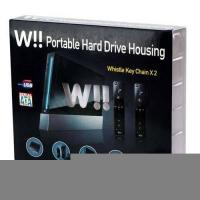 Quality 2.5' Hard Disk Case USB External Enclosure Kit White for Wii/PS3/Xbox 360/PC for sale