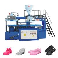 Quality pvc jelly /crystal shoe injection molding machine for sale