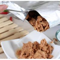 Buy Tuna in aluminium pouch in brine / Pouch Pack Tuna at wholesale prices