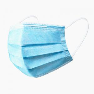 Quality Anti Bacterial Virus FDA Disposable Medical Surgical Mask For Doctor for sale