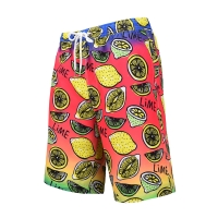 Quality Lemon Patterned XXL 54 SUP Board Shorts for sale