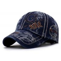Buy Unisex Embroidered Baseball Caps For Adults Multi Colors 4 Lines Sweatband at wholesale prices