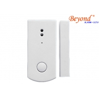 Quality Wireless Smart Dual-Purpose Door/Window Detectors with function of emergency alarm for sale