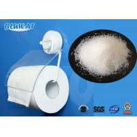 Quality Toilet Paper Making Pocess Anionic Polyacrylamide High Molecular Weight Good Performance for sale
