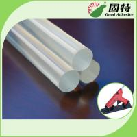 Buy Clear Transparent Colorless EVA Hot Melt Glue Stick Gun For Handicraft , Hot Melt Glue Adhesive at wholesale prices