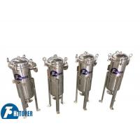 China Bag Filter Housing Function Of Slurry Water Solid-liquid Separation on sale