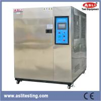 Buy cheap 3 Zone SUS 304 Electric Power LCD Thermal Shock Chamber -60 To 200 Degree product