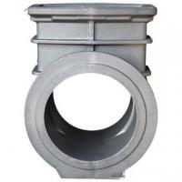 Quality OEM Ductile Cast Iron Pipe Fittings Anodized Zinc Plating For Automobile Industry Agriculture for sale