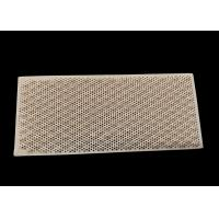 Quality Industrial Ceramic Application and Cordierite Material infrared ceramic honeycomb for sale