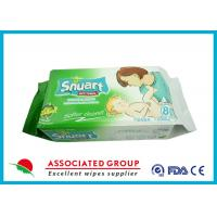 Quality Alcohol Free Baby Wipes for sale