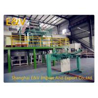 Quality Upward Oxygen free Copper / aluminum Continuous Casting Machine High stability for sale