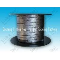 Quality Temperture & Pressure Graphite Packing for sale