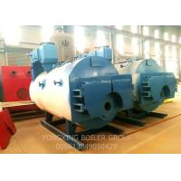 Quality Steam Fire Tube Gas Combi Diesel Boiler / Paper Industry Commercial Steam Boiler for sale