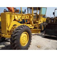 Quality New Paint Used KOMATSU Grader / Motor Grader GD611A-1 Well Maintenance for sale