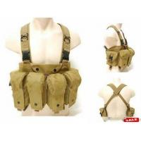 600D Polyester, PVC Coated Bellyband Clip Military Tactical Bags Vest