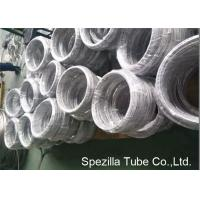Quality ASTM B163 Bright Annealed Stainless Steel Tube Incoloy 825 SS Coil Tubing OD 1/2'' X 0.035'' for sale
