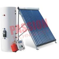 Quality Direct Flow Sun Power Solar Water Heater Rooftop , Split Solar Hot Water System for sale