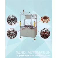 Quality Wave winding machine form the wave wire for car stator WIND-QX-C for sale