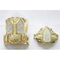 Buy Plastic Material Casket Corner 20#-B Funeral Decoration at wholesale prices